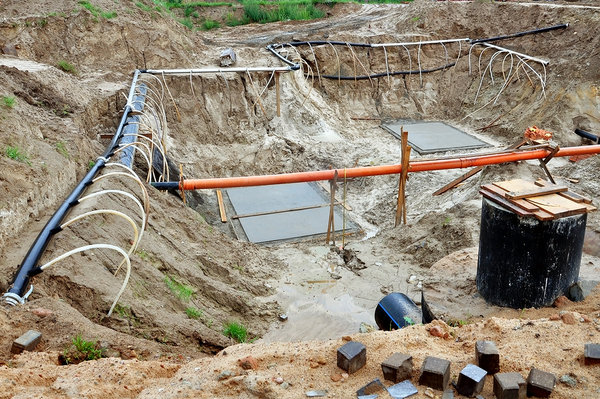 groundwater dewatering service