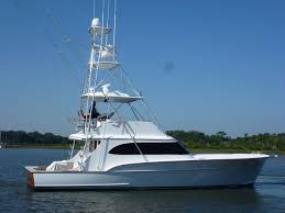 Custom Sportfishing Boats For Sale