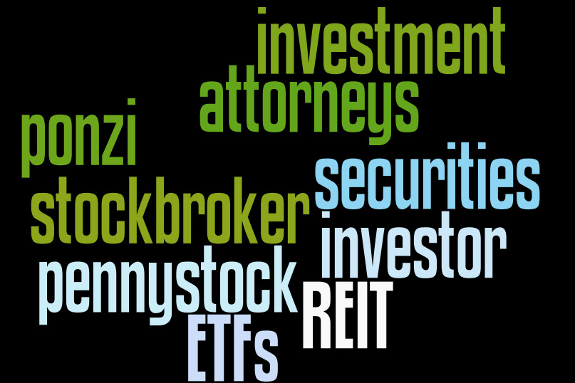 Lawyer for Broker Misconduct Losses